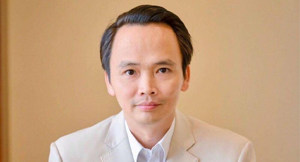 Tỷ phú Trịnh Văn Quyết (Ảnh: Internet)