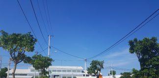 Dự án Khu phố chợ Điện Nam Bắc.